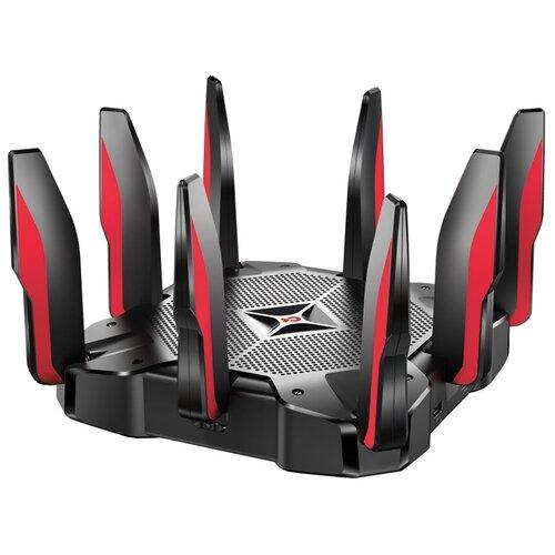 Фото - Wi-Fi роутер TP-LINK Archer C5400X, черный wi fi роутер tp link archer a6 черный