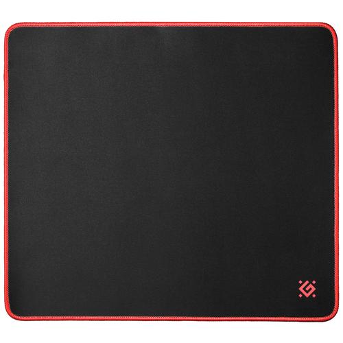 Коврик Defender Black XXL (50559) черный / красный коврик defender black xxl 400x355x3мм 50559