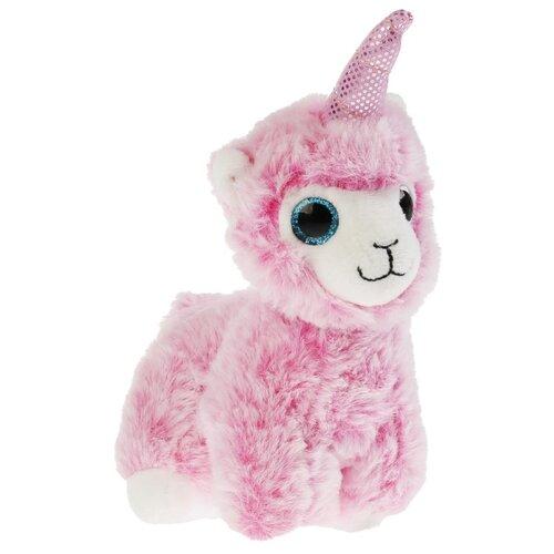 Купить Игрушка мягкая лама-единорог, 15см, Мульти-Пульти, Мягкие игрушки