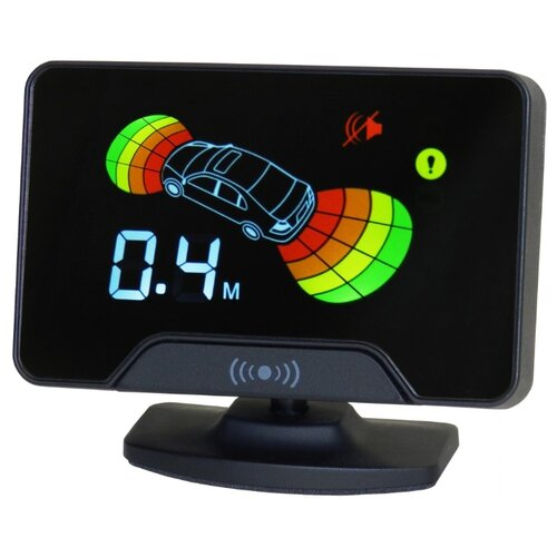 Фото - Парктроник модель AAALINE LCD-18 Black парктроник