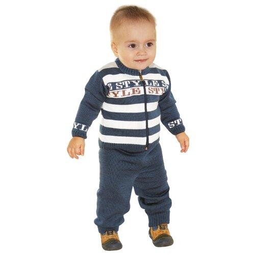 Купить Комплект одежды Golden Kid s Art размер 62-68, Джинс, Golden Kid`s Art, Комплекты