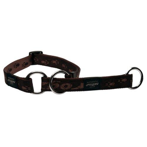 Ошейник-удавка Rogz Alpinist XL (HBC27) 50-68 см коричневый