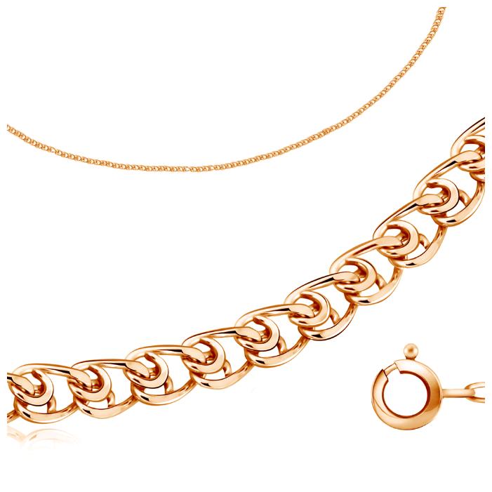 Бронницкий Ювелир Цепь из красного золота 110301901