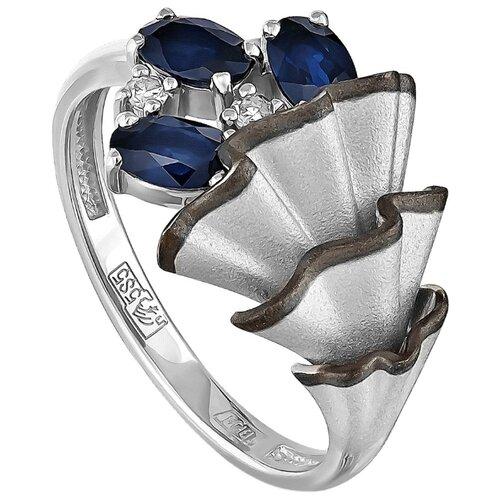 KABAROVSKY Кольцо 11-1777-1100, размер 18 kabarovsky кольцо 11 21151 2302 размер 18