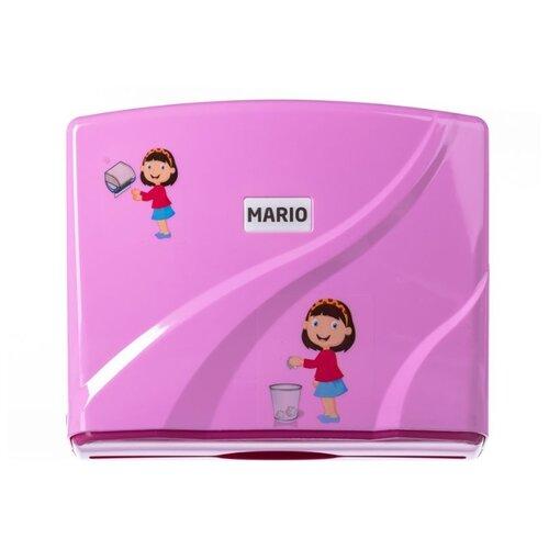 Диспенсер Mario Kids 8329 розовый