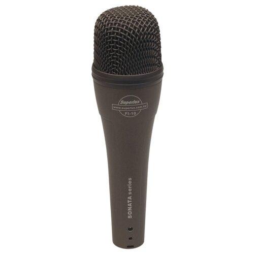 Superlux FI10 инструментальный и вокальный динамический микрофон