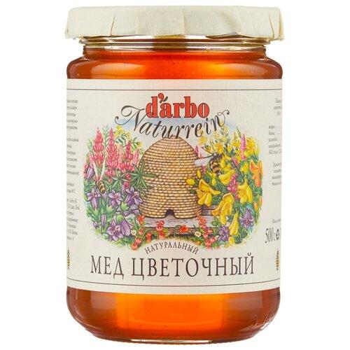 Мед d'arbo Цветочный 500 г
