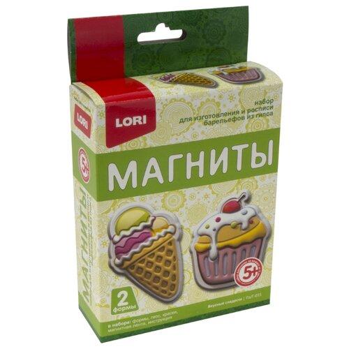 LORI Магниты из гипса Вкусные сладости (Пз/Г-015), Гипс  - купить со скидкой