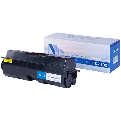 Фото - Картридж NV Print TK-1100 для Kyocera, совместимый картридж nv print tk 865 cyan для kyocera совместимый