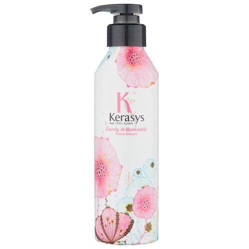 KeraSys шампунь Lovely & Romantic 400 мл с дозатором шампунь kerasys kerasys ke013lwujr15