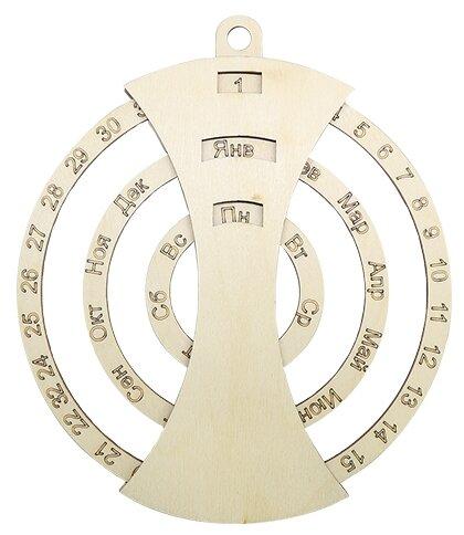 Astra & Craft Деревянная заготовка Вечный календарь (L-974)