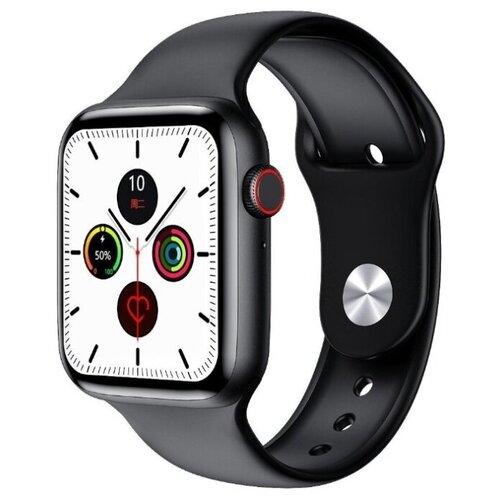 Часы Smart Watch IWO 14 Lite Plus (Watch 6) (черный)