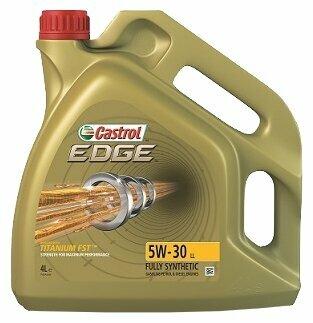 Моторное масло Castrol EDGE 5W-30 LL, 4л