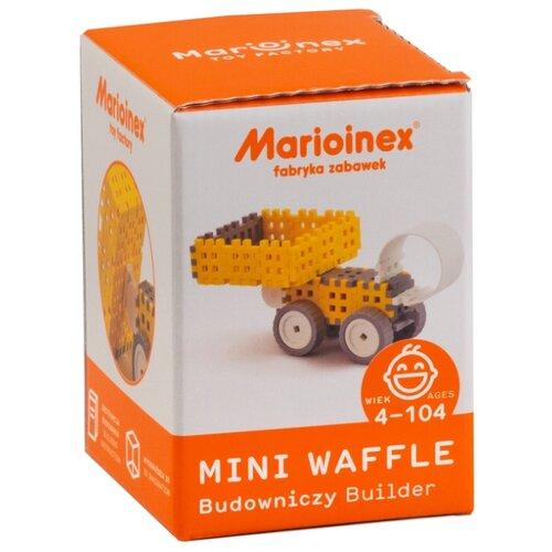 Купить Конструктор Marioinex Mini Waffle 902 578, Конструкторы