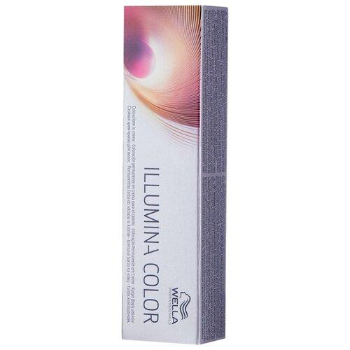 цена Wella Professionals Illumina Color стойкая крем-краска для волос, 60 мл, 5 светло-коричневый онлайн в 2017 году