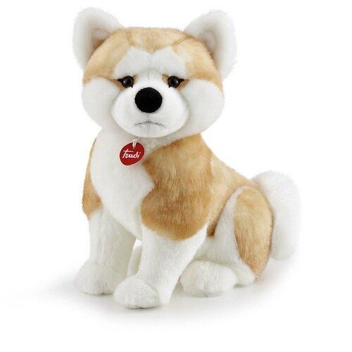 Мягкая игрушка Trudi Собака Акита-ину Асканио 19 см мягкая игрушка trudi хомяк сквит 19 см