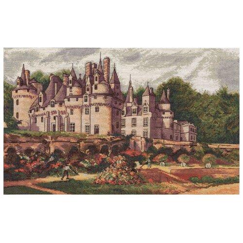 Купить PANNA Набор для вышивания Замок Юссе 44 x 27 см (ZU-1543), Наборы для вышивания