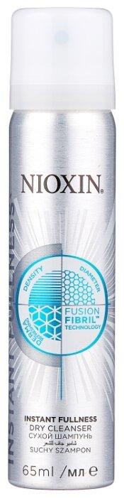 Nioxin сухой шампунь Instant Fullness Dry Cleanser, 65 мл