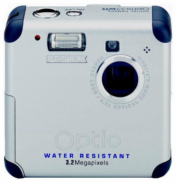Фотоаппарат Pentax Optio 33WR