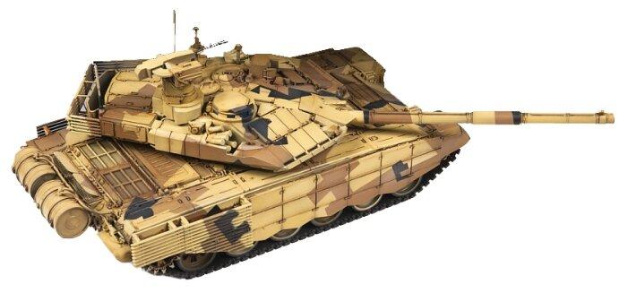Модель Звезда Российский основной боевой танк Т-90МС 3675