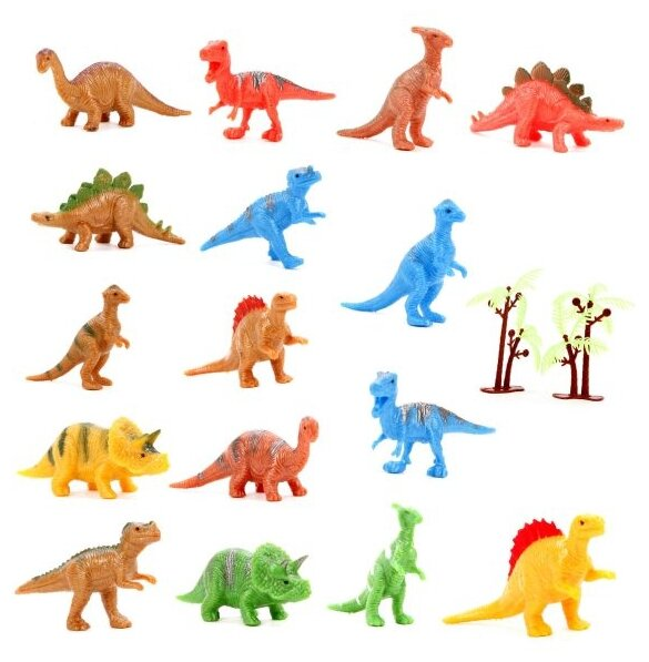 Фигурки Shantou Gepai Dino World 200069616