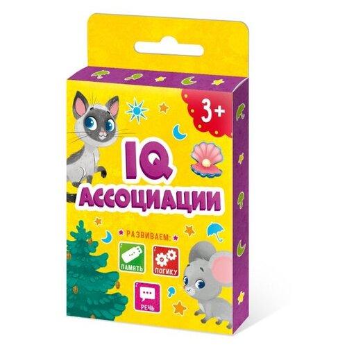 Купить Настольная игра Феникс IQ Ассоциации, Настольные игры