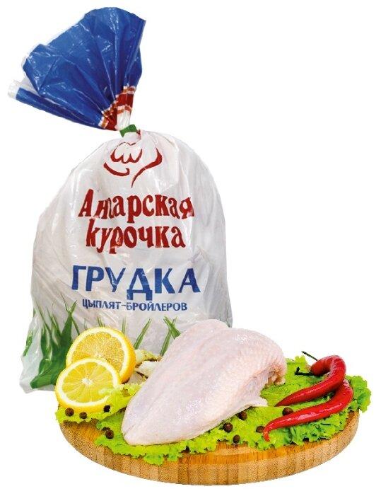 Ангарская птицефабрика Грудка цыпленка-бройлера замороженная 1 кг