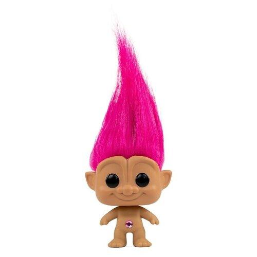 Фигурка Funko POP! Trolls: Розовый Тролль 44605 trolls большая фигура тролль guy diamond 35 см