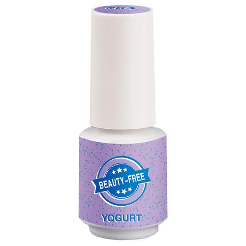 Купить Гель-лак для ногтей Beauty-Free Yogurt, 4 мл, фиолетовый