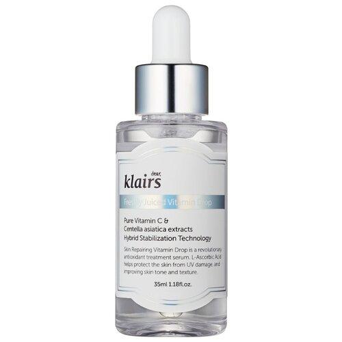 Купить Klairs Freshly Juiced Vitamin Drop Сыворотка для лица с витамином С, 35 мл