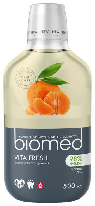 Biomed ополаскиватель для полости рта Vitafresh Цитрус