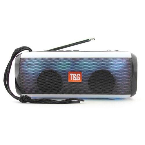 Портативная акустика T&G TG144 черный st t g tucker sanctus