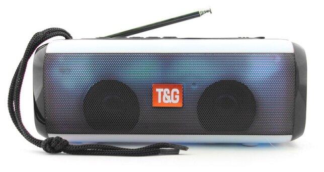 Портативная акустика T&G TG144 — купить по выгодной цене на Яндекс.Маркете