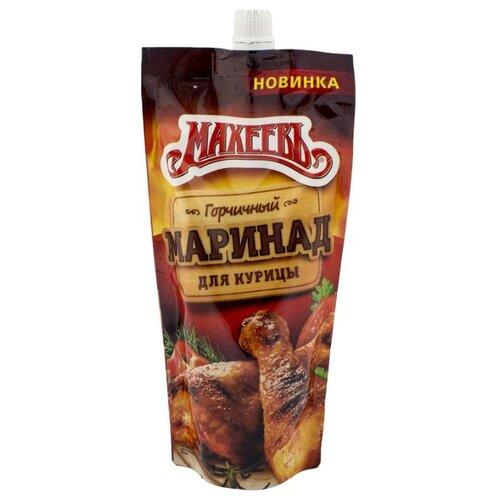 Маринад Махеевъ Для курицы горчичный, 300 г фото
