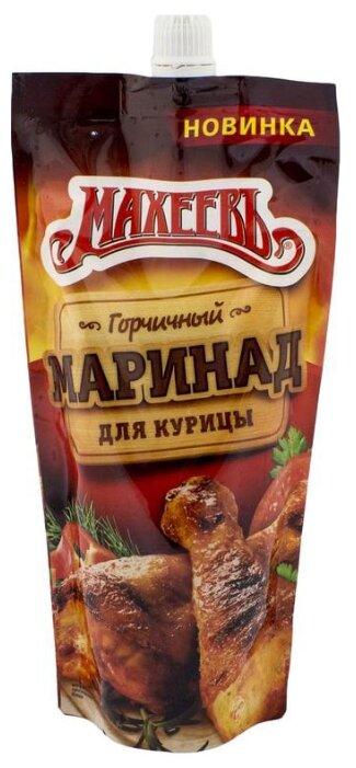 Маринад Махеевъ Для курицы горчичный, 300 г