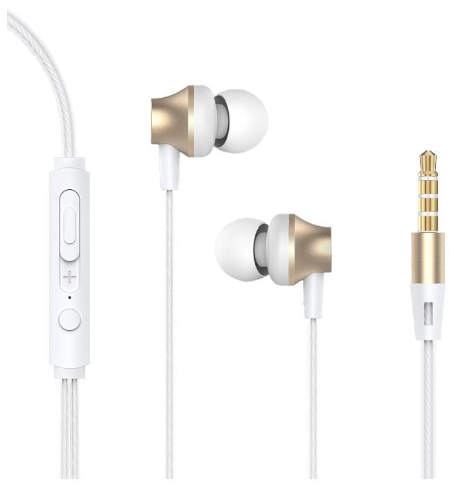 Наушники Devia Metal In-ear Wired Earphone