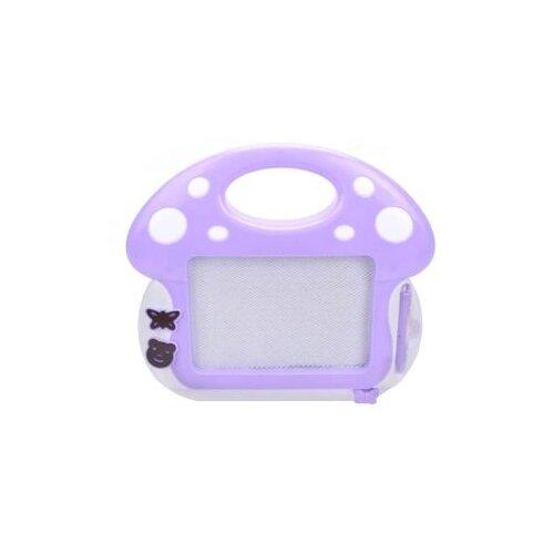 Доска для рисования детская Наша игрушка (QX839-11) фиолетовый игрушка