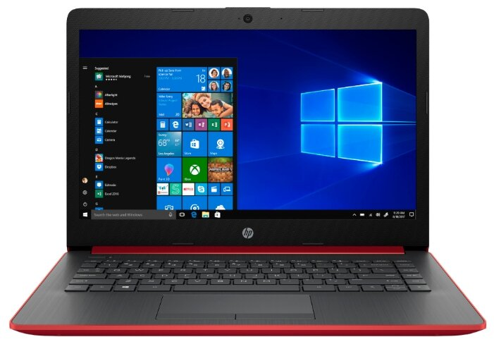 Ноутбук HP 14-cm0000