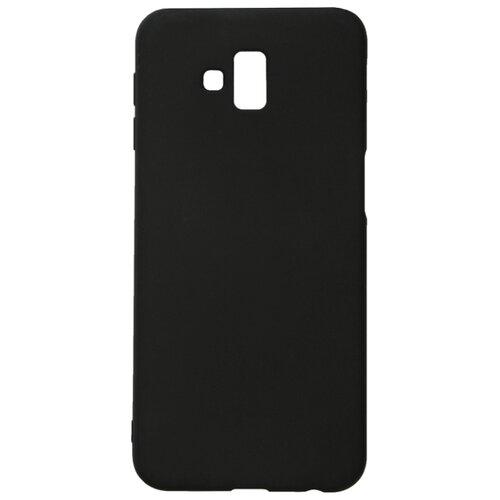 Чехол LuxCase TPU для Samsung Galaxy J6+ (2018) черный