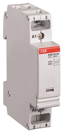 Модульный контактор ABB GHE3211302R1004