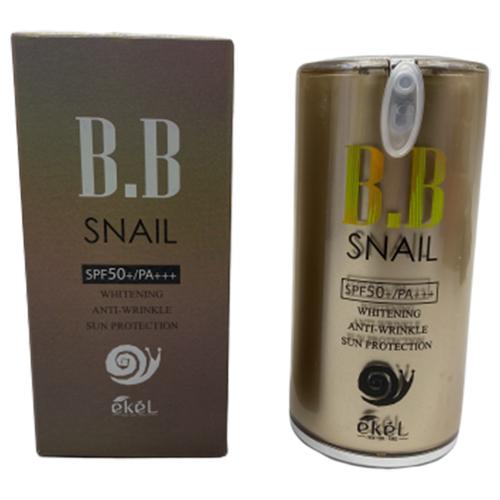 Ekel BB крем Snail Pump, SPF 50, 50 мл, оттенок: 23 natural beige lanopearl bb крем 5 в 1 spf 15 50 мл оттенок 1 pink beige
