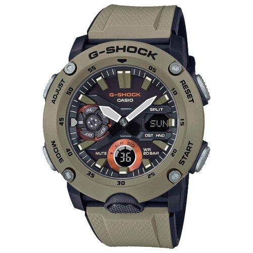 Наручные часы CASIO GA-2000-5A наручные часы casio msg s200g 5a