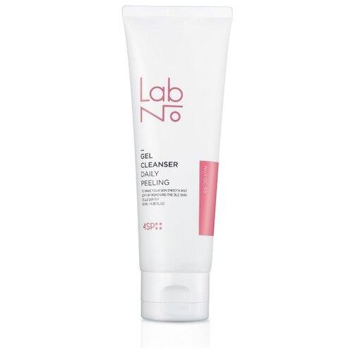 LabNo Пилинг-гель для умывания 4SP Gel Cleanser Daily Peeling 120 мл lab series max ls daily renewing cleanser