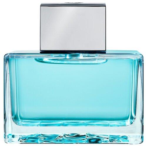 Туалетная вода Antonio Banderas Blue Seduction for Women, 80 мл туалетная вода antonio banderas blue seduction for men 50 мл мужская