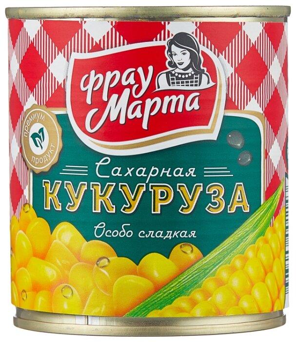 Стоит ли покупать Сахарная кукуруза Фрау Марта, 310 г - 32 отзыва на Яндекс.Маркете