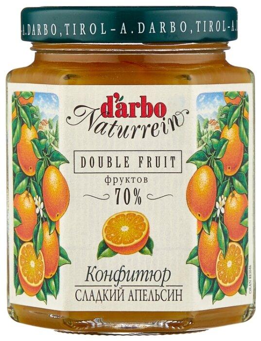Конфитюр D'arbo апельсиновый, банка 200 г