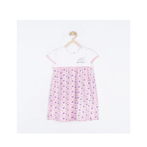 Платье COCCODRILLO размер 86, розовый