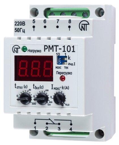 Реле контроля тока Новатек-Электро РМТ-101
