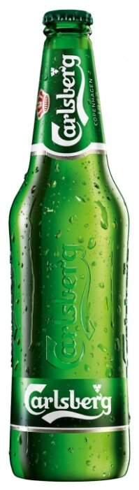Пиво светлое Carlsberg 0.48 л