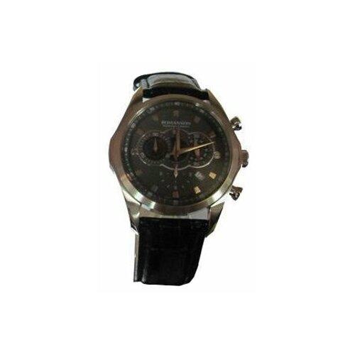 Фото - Наручные часы ROMANSON TL3207HMW(GR) romanson tl 0334c lw gr